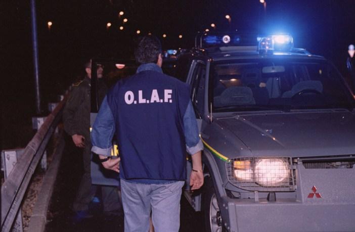 Agente do Escritório Europeu Antifraude