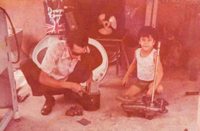 Geraldo Custódio da Silva - O primeiro refrigerista cego do Brasil