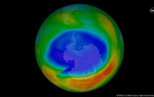 Estudo da Nasa comprova recuperação da camada de ozônio