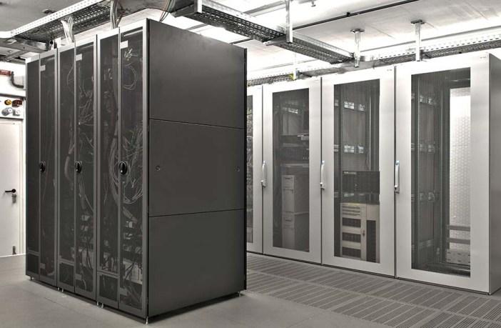 Climatização de data center