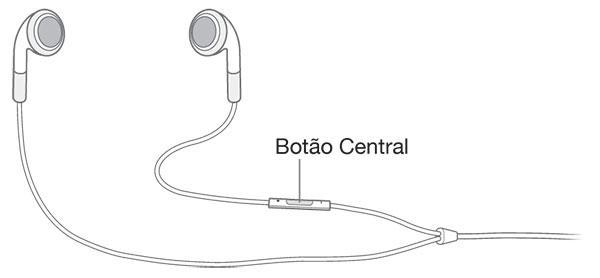 [dica] Conheça todos os comandos do botão do fone de
