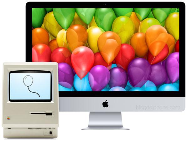 30 anos do Mac