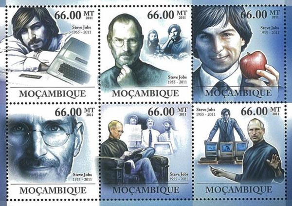 Selo Steve Jobs