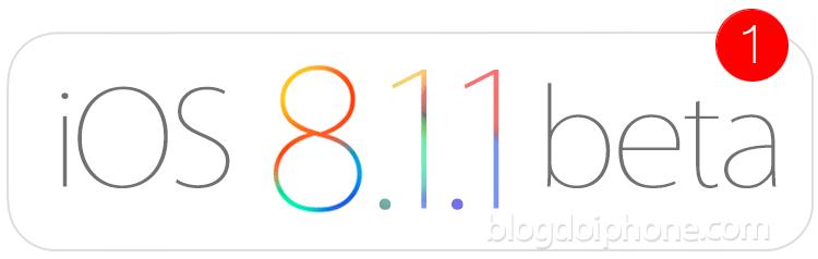 beta iOS 8.1.1
