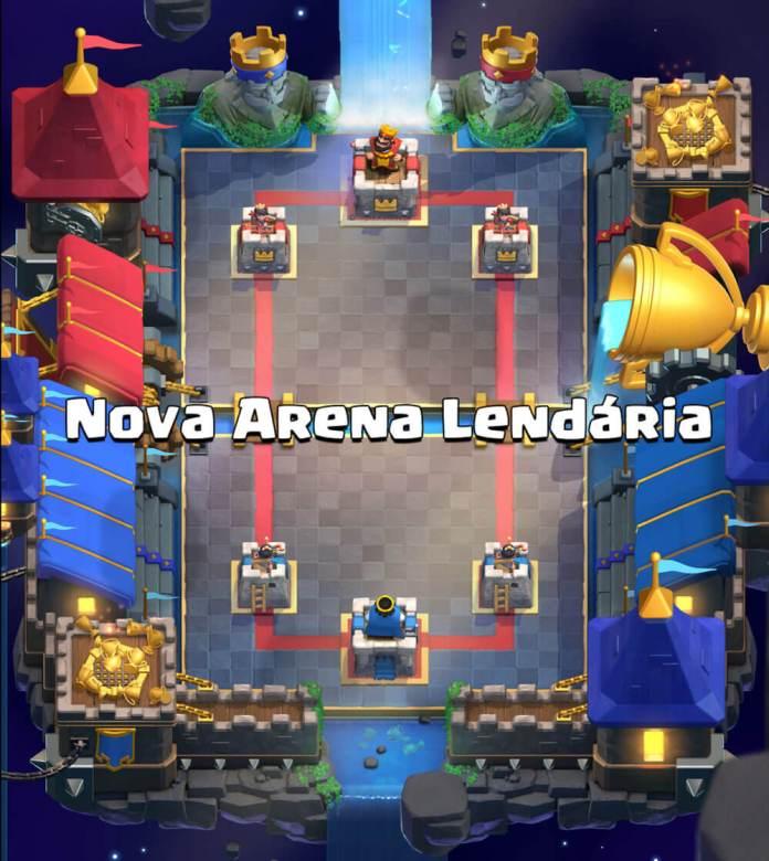 ClashRoyale_7 Clash Royale | Nova atualização traz batalha de clãs e novas cartas