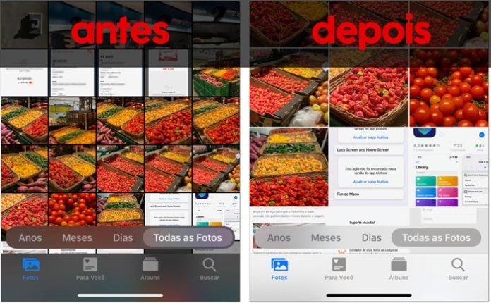 veja as novidades 7º beta do ios 13 Veja as novidades 7º beta do iOS 13 iOS13 fotosVisu