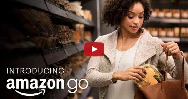 Bem vindo AmazonGo!