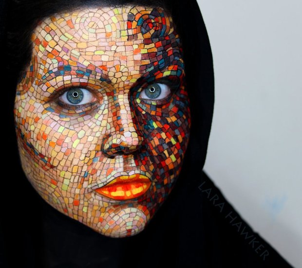 mosaic_face_paint_by_larahawker-d9nw8ib
