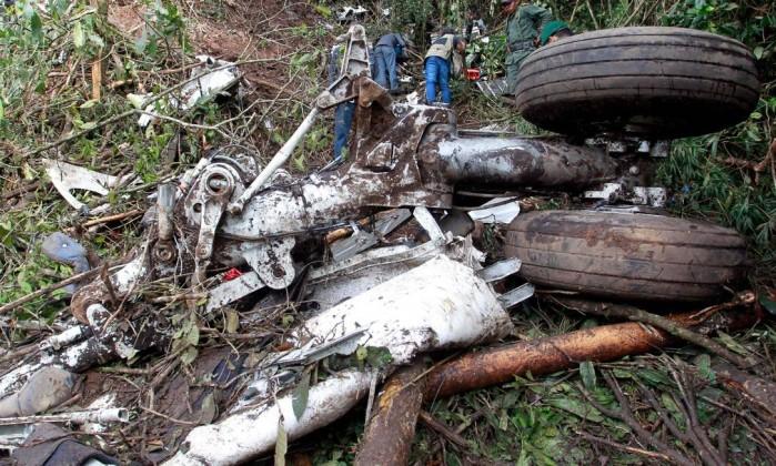 FOTOS IMAGENS FORTES- Fotos inéditas mostram detalhes da tragédia da Chapecoense: