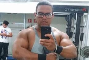 Janyerson Ferreira - vitima de acidente 2