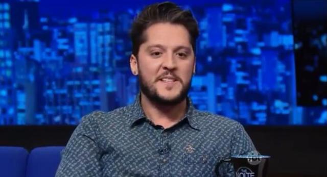 Apresentador André Vasco fala sobre o rapper paraibano Luciano D10, em vídeo