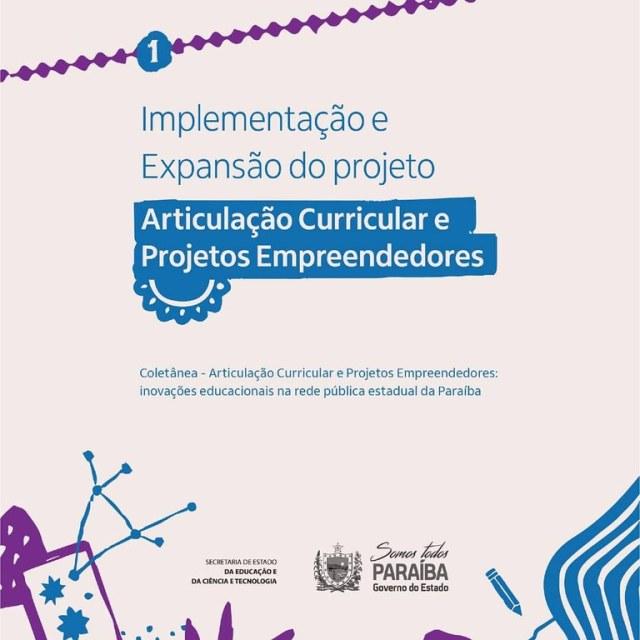Governo lança coletânea sobre o Ensino Integral Técnico na Paraíba