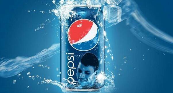 Rapper paraibano Luciano D10 na lata da Pepsi?