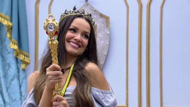 Enfim, Juliete recebe prêmio de R$ 1,5 milhão por vencer BBB 2021
