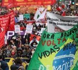 JULHO: Dia 3 o povo às ruas pelo fim do governo Bolsonaro