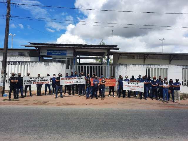 Sintac atende desembargador e suspende greve que seria deflagrada nesta segunda-feira (21)
