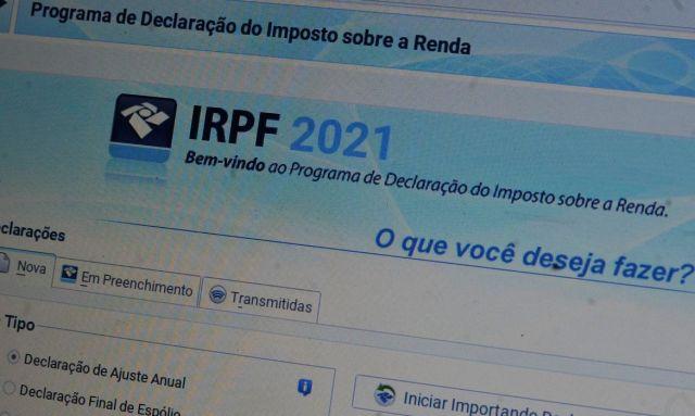 Receita paga nesta terça-feira (31) as restituições do 4º lote do Imposto de Renda 2021