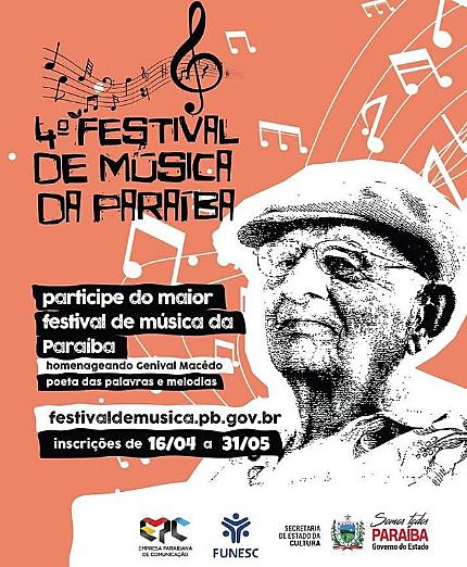 Vereador parabeniza cantor lucenense por participação no Festival de Música da Paraíba