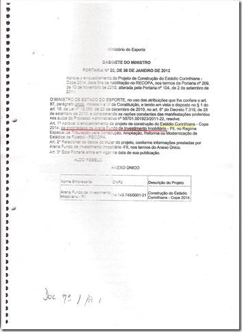 Ministerio Corinthians