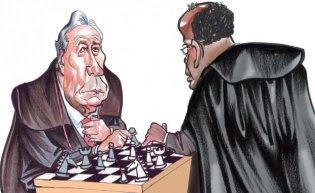 xadrez stf