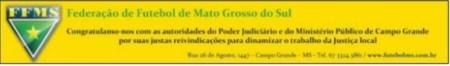 Federação Futebol Mato Grosso do Sul