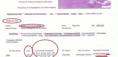 André Negão - Maria da Penha 3