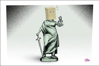 justiça vergonha