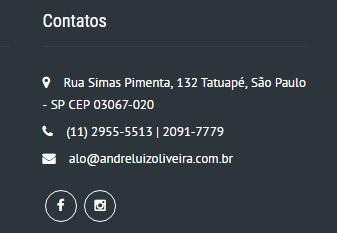 andre negão campanha