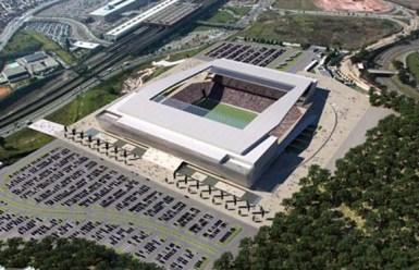 estádio itaquera