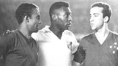 Dirceu Lopes, Pelé e Tostão