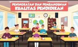 percepatan peningkatan kualitas pendidikan