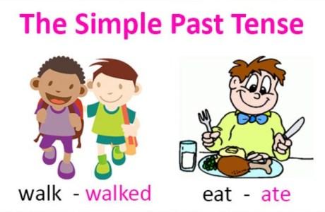contoh soal simple past tense