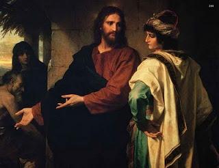 """""""Ninguém é bom senão um, que é Deus"""". E o Senhor Jesus não é bom? Ele não é Deus?"""