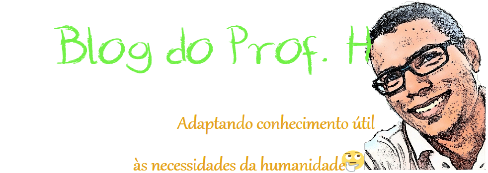 Blog do Prof. H