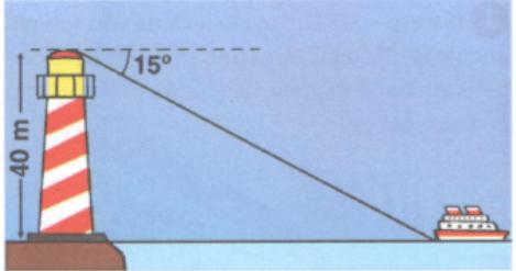 Lista online sobre o Triângulo Retângulo: razões trigonométricas e teorema de Pitágoras