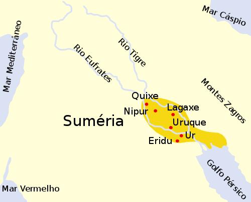 A Suméria e os testemunhos extrabíblicos de Gênesis do 1 ao 11