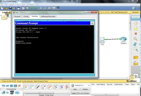 programa Cisco Packet Tracer