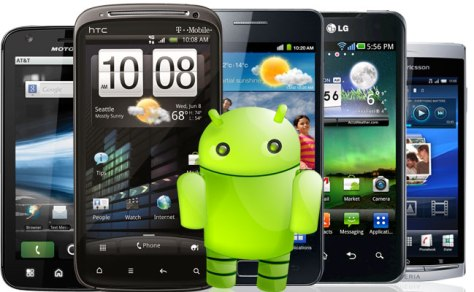 android celulares