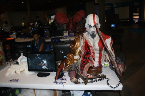 Casemod do God of War