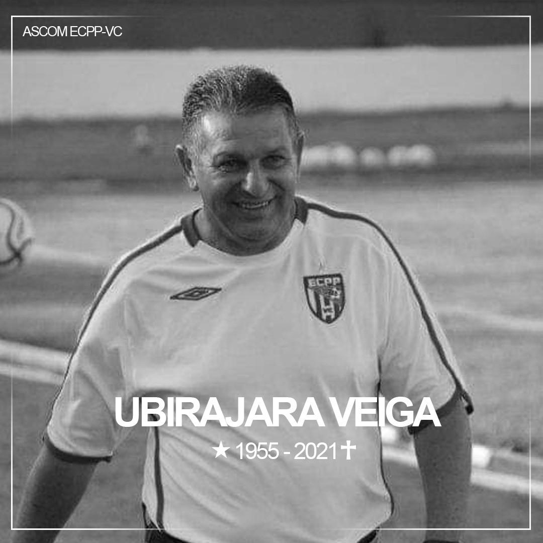 Luto: Morre o ex-treinador do Vitória da Conquista, Ubirajara Veiga, vítima  do Coronavírus - Blog do Sena- Vitória da Conquista- Bahia