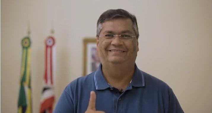 Flávio Dino antecipa a metade do 13º salário dos funcionários públicos estaduais