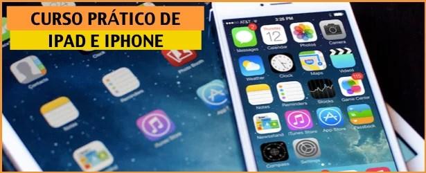 CURSO DE IPAD E IPHONE