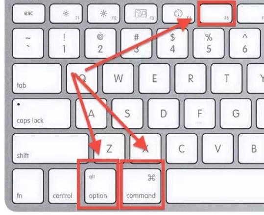 Como ajustar o tamanho da seta do mouse no Mac