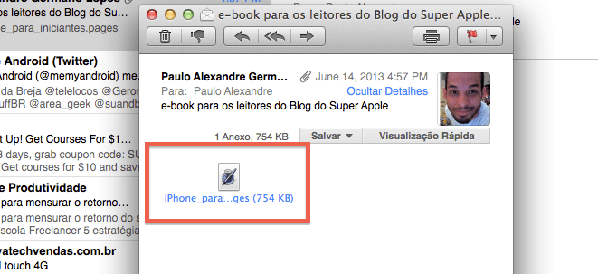 5 Super dicas para o Mail do Mac