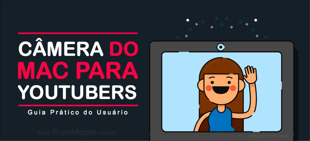 Aprenda Como Utilizar a Webcam do Mac para Criar Videos no Youtube