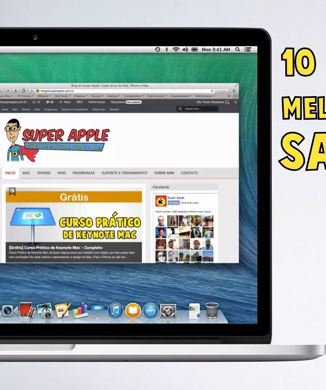 [Vídeo] 10 Dicas Para Navegar Melhor Utilizando o Safari do Mac – Garantido!