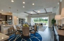 Durbin Family Room and Breakfast Area