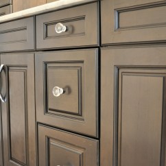 Kitchen Cabinet Pulls And Knobs Cabinets Okc Crystal
