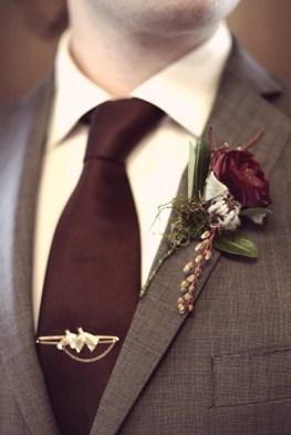 Groom Tie & bout