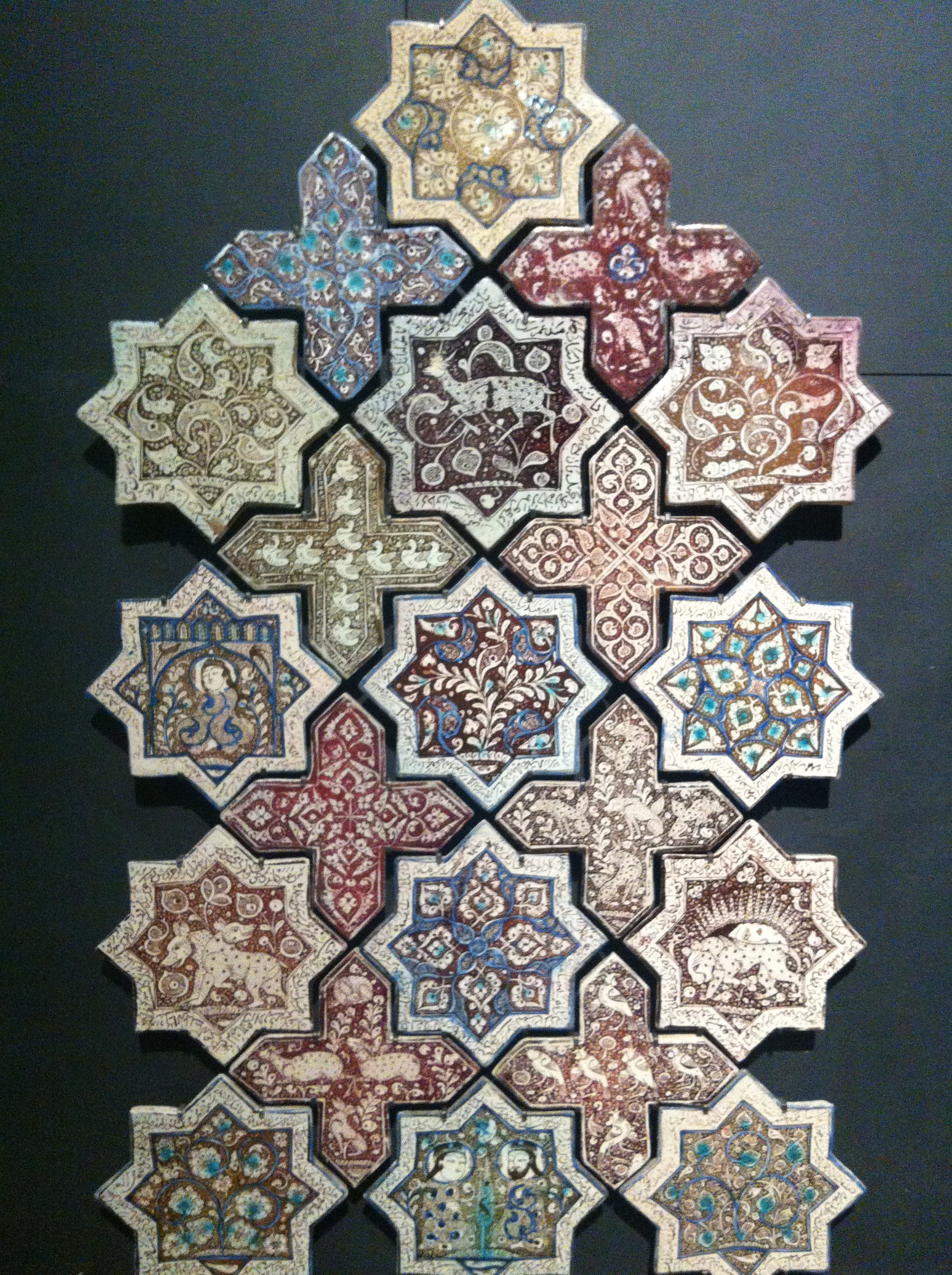 New Islamic Art Galleries At The Louvre State Of The Art